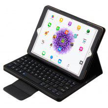 9.7 inch Simple Current Bluetooth Keyboard Case for iPad