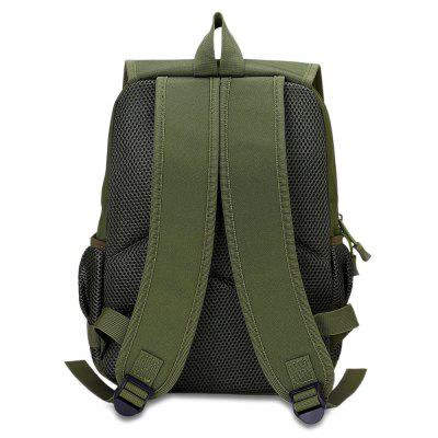 Outdoor Chic Nylon Male BackpackBackpacks<br>Outdoor Chic Nylon Male Backpack<br><br>Features: Wearable<br>Gender: Men<br>Material: Polyester, Nylon<br>Package Size(L x W x H): 37.00 x 30.00 x 5.00 cm / 14.57 x 11.81 x 1.97 inches<br>Package weight: 0.5500 kg<br>Packing List: 1 x Backpack<br>Product weight: 0.5000 kg<br>Style: Fashion, Casual<br>Type: Backpacks