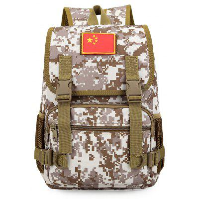Buy MARPAT DESERT Outdoor Chic Nylon Male Backpack for $18.98 in GearBest store