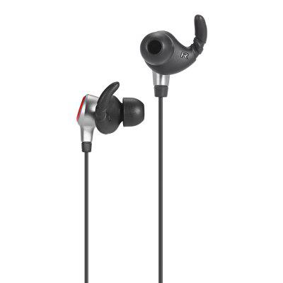 Baseus P31 8Pin In-ear HiFi Stereo EarphonesEarbud Headphones<br>Baseus P31 8Pin In-ear HiFi Stereo Earphones<br><br>Application: Gaming, Working, Sport, Running<br>Brand: Baseus<br>Cable Length (m): 1.2m<br>Compatible with: iPhone, iPod<br>Connectivity: Wired<br>Frequency response: 20-20000Hz<br>Function: Answering Phone, Voice control, Song Switching, Noise Cancelling, Microphone<br>Impedance: 32ohms<br>Language: No<br>Material: ABS, TPE<br>Model: P31<br>Package Contents: 1 x Earphones, 3 x Pair of Standby Silicone Earbud Tips ( L, M, S ), 1 x English and Chinese Manual<br>Package size (L x W x H): 17.00 x 13.00 x 6.00 cm / 6.69 x 5.12 x 2.36 inches<br>Package weight: 0.1800 kg<br>Product weight: 0.0140 kg<br>Sensitivity: 105±3 dB<br>Type: In-Ear<br>Wearing type: In-ear with ear hook
