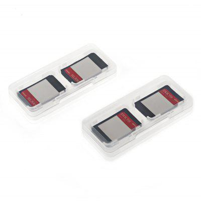 2PCS Storage Box for Nintendo Switch Game Card