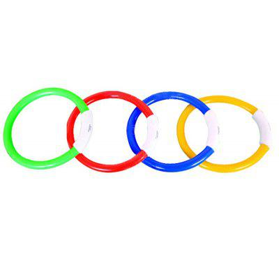 4pcs Underwater Diving Pool Gift Wristband for Kids