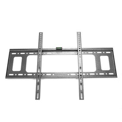 Universal Wall Mount Bracket for 32 - 70 inch Flat Panel TVTV Wall Mount<br>Universal Wall Mount Bracket for 32 - 70 inch Flat Panel TV<br><br>Color: Black<br>Material: Stainless Steel<br>Package Contents: 1 x Universal Tilting TV Wall Mount Bracket, 1 x Screw Pack<br>Package size (L x W x H): 70.00 x 22.00 x 5.00 cm / 27.56 x 8.66 x 1.97 inches<br>Package weight: 1.7100 kg<br>Product size (L x W x H): 68.00 x 20.00 x 2.00 cm / 26.77 x 7.87 x 0.79 inches<br>Product weight: 1.6750 kg