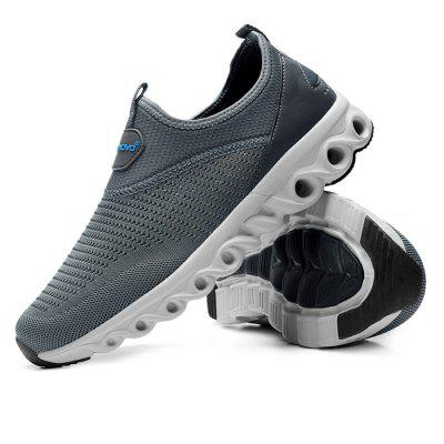 Male Breathable Hollow Mesh Slip On Leisure ShoesCasual Shoes<br>Male Breathable Hollow Mesh Slip On Leisure Shoes<br><br>Closure Type: Slip-On<br>Contents: 1 x Pair of Shoes<br>Decoration: Weave<br>Function: Slip Resistant<br>Materials: Rubber, Woven Fabric<br>Occasion: Casual, Daily, Holiday<br>Outsole Material: Rubber<br>Package Size ( L x W x H ): 33.00 x 22.00 x 11.00 cm / 12.99 x 8.66 x 4.33 inches<br>Package Weights: 0.68kg<br>Seasons: Autumn,Spring,Summer<br>Style: Modern, Leisure, Comfortable, Casual<br>Toe Shape: Round Toe<br>Type: Casual Shoes<br>Upper Material: Woven Fabric