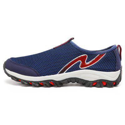 Male Breathable Mesh Outdoor Slip On Boat Leisure ShoesCasual Shoes<br>Male Breathable Mesh Outdoor Slip On Boat Leisure Shoes<br><br>Closure Type: Slip-On<br>Contents: 1 x Pair of Shoes<br>Function: Slip Resistant<br>Materials: Rubber, Mesh<br>Occasion: Shopping, Outdoor Clothing, Holiday, Daily, Casual<br>Outsole Material: Rubber<br>Package Size ( L x W x H ): 33.00 x 22.00 x 11.00 cm / 12.99 x 8.66 x 4.33 inches<br>Package Weights: 0.72kg<br>Seasons: Autumn,Spring,Summer<br>Style: Modern, Leisure, Fashion, Comfortable, Casual<br>Toe Shape: Round Toe<br>Type: Casual Shoes<br>Upper Material: Mesh