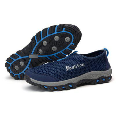 Male Breathable Mesh Flat Boat Slip On Leisure ShoesCasual Shoes<br>Male Breathable Mesh Flat Boat Slip On Leisure Shoes<br><br>Closure Type: Slip-On<br>Contents: 1 x Pair of Shoes<br>Decoration: Hollow Out<br>Function: Slip Resistant<br>Materials: Rubber, Mesh<br>Occasion: Daily, Casual, Shopping, Holiday<br>Outsole Material: Rubber<br>Package Size ( L x W x H ): 33.00 x 22.00 x 11.00 cm / 12.99 x 8.66 x 4.33 inches<br>Package Weights: 0.72kg<br>Seasons: Autumn,Spring,Summer<br>Style: Modern, Leisure, Comfortable, Casual<br>Toe Shape: Round Toe<br>Type: Casual Shoes<br>Upper Material: Mesh