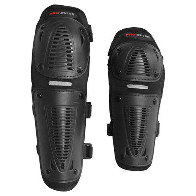 PROBIKER HX - P09 2PCS Elbow Pad + 2PCS KneepadOther  Motorcycle Accessories<br>PROBIKER HX - P09 2PCS Elbow Pad + 2PCS Kneepad<br><br>Accessories type: Others<br>Brand: PROBIKER<br>Function: Protect your elbows and knees while riding motorbike<br>Model: HX - P09<br>Package Contents: 2 x Elbow Pad, 2 x Kneepad<br>Package size (L x W x H): 43.00 x 17.00 x 13.00 cm / 16.93 x 6.69 x 5.12 inches<br>Package weight: 0.6100 kg<br>Product size (L x W x H): 38.00 x 13.00 x 10.00 cm / 14.96 x 5.12 x 3.94 inches<br>Product weight: 0.5200 kg<br>Type: Protective Device