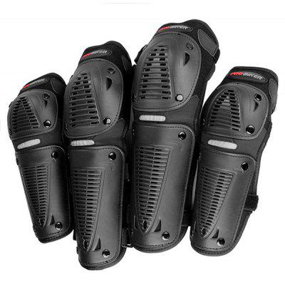 PROBIKER HX - P09 2PCS Elbow Pad + 2PCS Kneepad