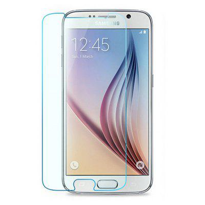 Naxtop 2pcs Tempered Glass Screen Film for Samsung Galaxy S6