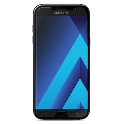 Naxtop 2pcs Tempered Glass Film for Samsung Galaxy A7 ( 2016 )