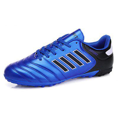 Masculino Anti Slip Light Brilhante Cor Outdoor Soccer Sneakers