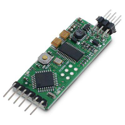 Mini OSD Module with CoverFlight Controller<br>Mini OSD Module with Cover<br><br>Package Contents: 1 x OSD Module, 1 x Set of Cables, 1 x OSD Module, 1 x Set of Cables<br>Package size (L x W x H): 8.00 x 8.00 x 2.00 cm / 3.15 x 3.15 x 0.79 inches<br>Package weight: 0.0250 kg<br>Product size (L x W x H): 3.90 x 1.90 x 1.00 cm / 1.54 x 0.75 x 0.39 inches<br>Product weight: 0.0060 kg<br>Type: OSD