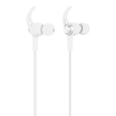 Baseus S06 Magnetic Bluetooth Sports Earbuds with MicEarbud Headphones<br>Baseus S06 Magnetic Bluetooth Sports Earbuds with Mic<br><br>Application: Working, Running, Sport<br>Battery Capacity(mAh): 100mAh Li-ion Battery<br>Battery Types: Built-in<br>Bluetooth: Yes<br>Bluetooth distance: W/O obstacles 10m<br>Bluetooth mode: Hands free<br>Bluetooth protocol: A2DP,AVRCP,HFP,HSP<br>Bluetooth Version: V4.1<br>Brand: Baseus<br>Cable Length (m): 0.8 m<br>Charging Time.: 2H<br>Compatible with: iPhone, iPod, Mobile phone<br>Connecting interface: Micro USB<br>Connectivity: Wireless<br>Frequency response: 20~20KHz<br>Function: Microphone, Answering Phone, Noise Cancelling, Song Switching, Voice Prompt, Bluetooth<br>Impedance: 16ohms<br>Language: No<br>Material: TPE, Aluminum Alloy<br>Model: S06<br>Music Time: 8H<br>Package Contents: 1 x Earphones, 1 x Charging Cable, 1 x English Manual, 2 x Pair of Standby Earbud Tips, 1 x Pair of Standby Ear Hook<br>Package size (L x W x H): 19.00 x 13.00 x 5.00 cm / 7.48 x 5.12 x 1.97 inches<br>Package weight: 0.1910 kg<br>Product weight: 0.0150 kg<br>Sensitivity: 100 ± 3 dB<br>Standby time: 200H<br>Talk time: 8H<br>Type: In-Ear