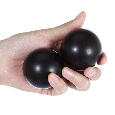 2PCS Zooboo Sandalwood Training Relief Baoding Exercise BallTeam Sports<br>2PCS Zooboo Sandalwood Training Relief Baoding Exercise Ball<br><br>Brand: Zooboo<br>Color: Black<br>Package Content: 2 x Zooboo Baoding Exercise Ball, 1 x Storage Bag<br>Package size: 15.00 x 7.00 x 7.00 cm / 5.91 x 2.76 x 2.76 inches<br>Package weight: 0.2130 kg<br>Product size: 5.00 x 5.00 x 5.00 cm / 1.97 x 1.97 x 1.97 inches<br>Product weight: 0.0840 kg