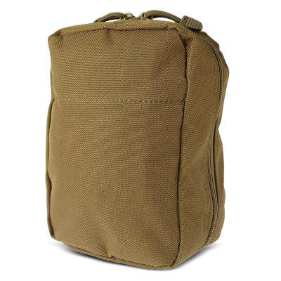 Tactical Nylon Mobile Phone Accessory Bag First Aid Pouch jinjuli nylon tactical pouch