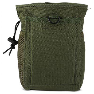 Buy ARMY GREEN Tactical Climbing Water-resistant nylon Storage Drawstring Bag for $5.17 in GearBest store