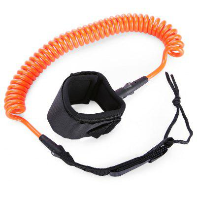 10-inch Coiled Surf Leash