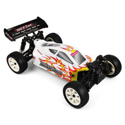 ZD Racing 10421 - S 1:10 Off-road RC Truck - RTRRC Cars<br>ZD Racing 10421 - S 1:10 Off-road RC Truck - RTR<br><br>Age: Above 14 years old<br>Battery Information: 7.4V 2400mAh 25C LiPo<br>Brand: ZD Racing<br>Car Power: Built-in rechargeable battery<br>Channel: 3-Channels<br>Charging Time: 120 Minutes<br>Control Distance: 100-300m<br>Detailed Control Distance: About 200m<br>Drive Type: 4 WD<br>Electronic Speed Controller: 45A ( continuous current )<br>Features: Radio Control<br>Material: Plastic, PVC, Metal, Electronic Components<br>Motor Type: Brushless Motor<br>Package Contents: 1 x RC Truck ( Battery Included ), 1 x Transmitter, 1 x Charger, 1 x English Manual<br>Package size (L x W x H): 42.00 x 27.00 x 16.00 cm / 16.54 x 10.63 x 6.3 inches<br>Package weight: 2.9000 kg<br>Product size (L x W x H): 41.70 x 25.00 x 15.00 cm / 16.42 x 9.84 x 5.91 inches<br>Product weight: 1.7600 kg<br>Proportion: 1:10<br>Racing Time: 25 - 30mins<br>Remote Control: 2.4GHz Wireless Remote Control<br>Servo Type: 3.5kg high-torque<br>Speed: 80km/h<br>Transmitter Power: 4 x 1.5V AA (not included)<br>Type: Off-Road Car
