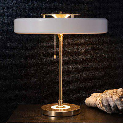 ZGPAX DJBTD001 Modern Creative Style Desk LampTable Lamps<br>ZGPAX DJBTD001 Modern Creative Style Desk Lamp<br><br>Available Color: White<br>Input Voltage: 110V - 220V<br>Material: Acrylic, Iron<br>Optional Light Color: White<br>Package Contents: 1 x Desk Lamp, 1 x English Manual<br>Package size (L x W x H): 41.00 x 41.00 x 56.00 cm / 16.14 x 16.14 x 22.05 inches<br>Package weight: 5.4300 kg<br>Power: 5W<br>Product size (L x W x H): 35.00 x 35.00 x 47.00 cm / 13.78 x 13.78 x 18.5 inches<br>Product weight: 4.2000 kg<br>Suitable for: Home use, Home Decoration