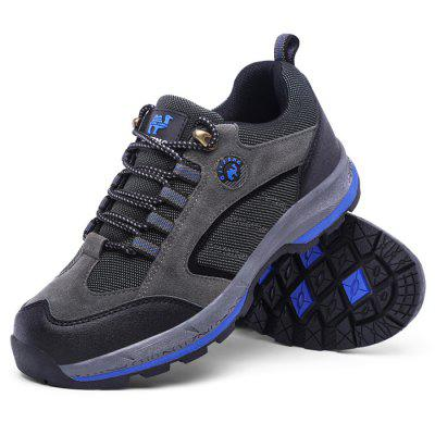 ZHJLUT Male Athletic Lace Up Light Outdoor Walking ShoesAthletic Shoes<br>ZHJLUT Male Athletic Lace Up Light Outdoor Walking Shoes<br><br>Brand: ZHJLUT<br>Closure Type: Lace-Up<br>Contents: 1 x Pair of Shoes<br>Function: Slip Resistant<br>Lining Material: Cotton Fabric<br>Materials: PU, Rubber, Fabric<br>Occasion: Casual, Outdoor Clothing, Running, Sports<br>Outsole Material: Rubber<br>Package Size ( L x W x H ): 31.00 x 21.00 x 11.00 cm / 12.2 x 8.27 x 4.33 inches<br>Package Weights: 0.92kg<br>Seasons: Autumn,Spring<br>Style: Leisure, Fashion, Casual, Comfortable<br>Toe Shape: Round Toe<br>Type: Hiking Shoes<br>Upper Material: PU