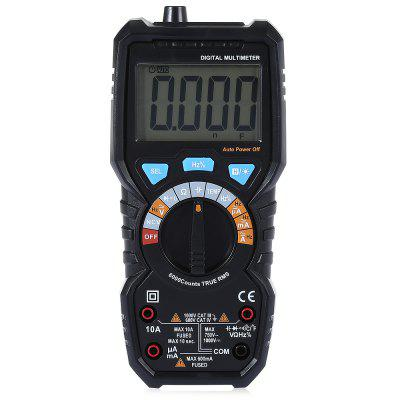 BSIDE ADM08 PRO True RMS MultimeterMultimeters &amp; Fitting<br>BSIDE ADM08 PRO True RMS Multimeter<br><br>Brand: BSIDE<br>Model: ADM08 PRO<br>Package Contents: 1 x BSIDE ADM08 PRO Multimeter, 1 x English Operation Manual, 1 x A Pair of Test Lead, 1 x A Pair of K-key Thermocouple<br>Package size (L x W x H): 21.00 x 12.50 x 6.00 cm / 8.27 x 4.92 x 2.36 inches<br>Package weight: 0.5600 kg<br>Powered by: 3 x AAA Battery<br>Product size (L x W x H): 19.00 x 9.00 x 5.00 cm / 7.48 x 3.54 x 1.97 inches<br>Product weight: 0.3430 kg<br>Type: Multimeter