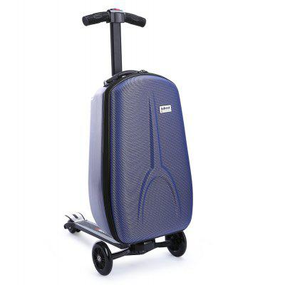 iubest IU - QX02 3-wheel Detachable Folding Suitcase Scooter