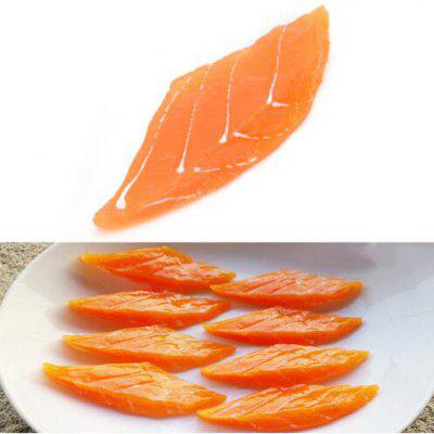 Simulated Food Model  Salmon Toy