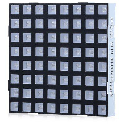 Landa Tianrui LDR - YJ043 8 x 8 32 Pin RGB LED Dot Matrix Module