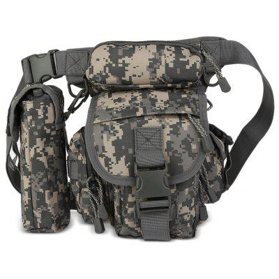 Tab TB - 03 Water-resistant Tactical Leg Bag Water Bottle Pouch
