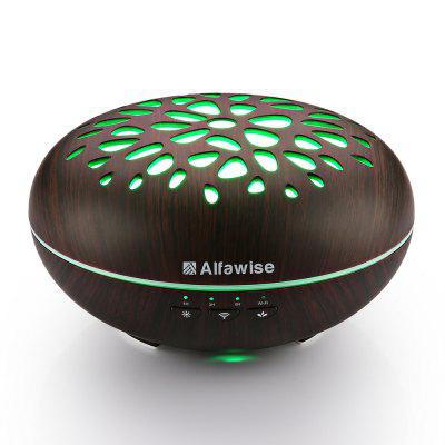 Alfawise SJ - 07A Humidifier Essential Oil Diffuser
