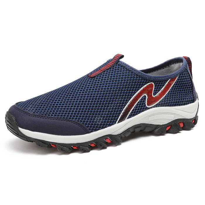Male Breathable Mesh Outdoor Slip On Boat Leisure Shoes shopping online free shipping visa payment sale genuine newest for sale nqAxD0YZF