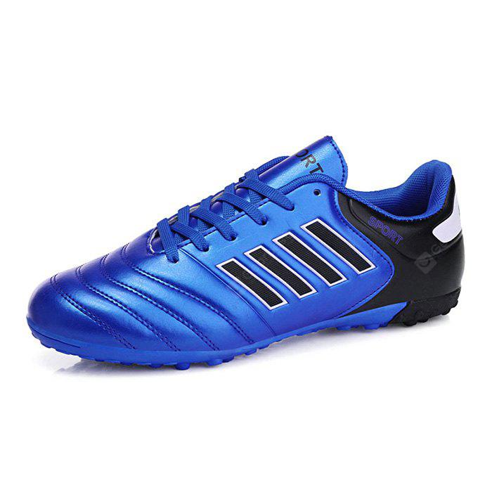 Male Anti Slip Light Bright Color Outdoor Soccer Sneakers