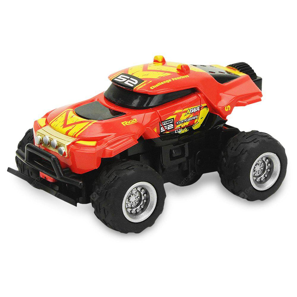 8024 158 27mhz Micro Off Road Rc Car Rtr 1163 Free Shipping Dump Truck Music Remote Control 14 Cm