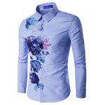 Buy SKY BLUE, Apparel, Men's Clothing, Men's Shirts for $11.86 in GearBest store