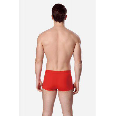 Sexy Fashionable Thin Boxers with U-pouchMens Underwear &amp; Pajamas<br>Sexy Fashionable Thin Boxers with U-pouch<br><br>Material: Cotton, Ice Silk<br>Package Contents: 1 x Boxer<br>Package size: 20.00 x 20.00 x 2.00 cm / 7.87 x 7.87 x 0.79 inches<br>Package weight: 0.1000 kg<br>Product weight: 0.0700 kg