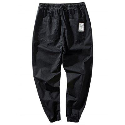 Male Comfortable Casual Trend PantsMens Pants<br>Male Comfortable Casual Trend Pants<br><br>Package Contents: 1 x Pant<br>Package size: 20.00 x 20.00 x 2.00 cm / 7.87 x 7.87 x 0.79 inches<br>Package weight: 0.4300 kg<br>Product weight: 0.3800 kg