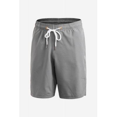 Breathable Quick Drying Drawstring Sports Shorts