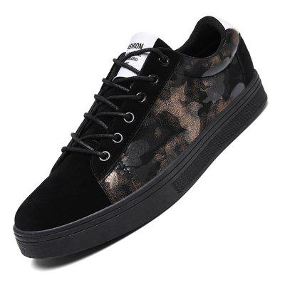 Male Popular Casual Soft Anti Slip Pattern Suede ShoesCasual Shoes<br>Male Popular Casual Soft Anti Slip Pattern Suede Shoes<br><br>Closure Type: Lace-Up<br>Contents: 1 x Pair of Shoes<br>Function: Slip Resistant<br>Materials: Suede, Rubber<br>Occasion: Tea Party, Shopping, Office, Holiday, Daily, Casual, Party<br>Outsole Material: Rubber<br>Package Size ( L x W x H ): 33.00 x 22.00 x 11.00 cm / 12.99 x 8.66 x 4.33 inches<br>Package Weights: 0.77kg<br>Pattern Type: Floral<br>Seasons: Autumn,Spring<br>Style: Modern, Leisure, Fashion, Comfortable, Casual<br>Toe Shape: Round Toe<br>Type: Casual Leather Shoes<br>Upper Material: Suede