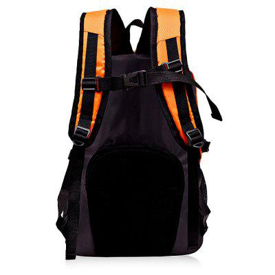 AOFENG Outdoor Multifunctional Nylon Backpack for MenBackpacks<br>AOFENG Outdoor Multifunctional Nylon Backpack for Men<br><br>Brand: AOFENG<br>Features: Wearable<br>Gender: Men<br>Material: Nylon<br>Package Size(L x W x H): 43.00 x 30.00 x 3.00 cm / 16.93 x 11.81 x 1.18 inches<br>Package weight: 0.4000 kg<br>Packing List: 1 x AOFENG Backpack<br>Product weight: 0.3400 kg<br>Style: Fashion, Casual<br>Type: Backpacks