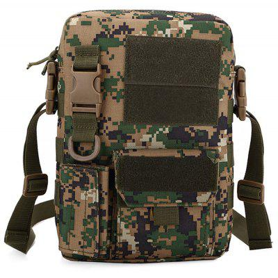 Men Outdoor Chic Nylon Sports Shoulder Bag