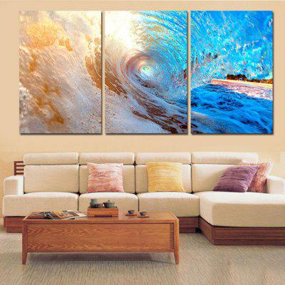 3PCS Printed Sailing Painting Canvas Print Room DecorPrints<br>3PCS Printed Sailing Painting Canvas Print Room Decor<br><br>Craft: Print<br>Form: Three Panels<br>Material: Canvas<br>Package Contents: 3 x Print<br>Package size (L x W x H): 52.00 x 8.00 x 8.00 cm / 20.47 x 3.15 x 3.15 inches<br>Package weight: 0.3500 kg<br>Painting: Without Inner Frame<br>Product size (L x W x H): 105.00 x 50.00 x 0.10 cm / 41.34 x 19.69 x 0.04 inches<br>Product weight: 0.3000 kg<br>Shape: Horizontal<br>Style: Modern<br>Subjects: Landscape<br>Suitable Space: Bedroom,Dining Room,Living Room