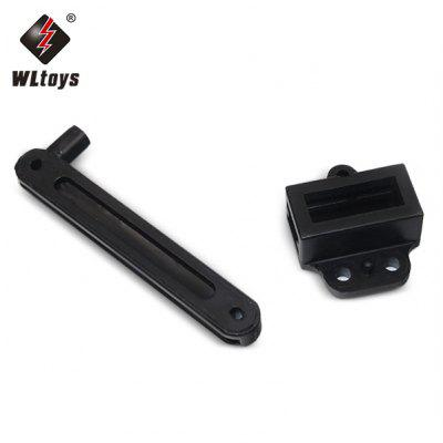 Original WLtoys 0010 Steering Parts Accessory for 12428 RC Car