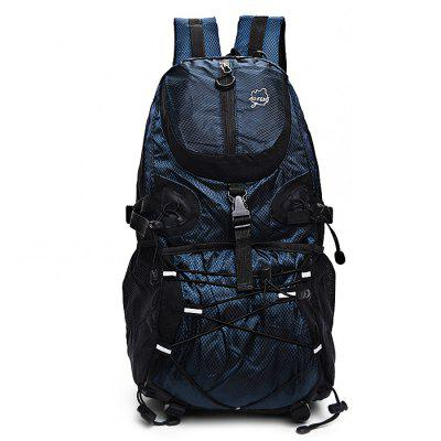 AOFENG Men Outdoor Multifunctional BackpackBackpacks<br>AOFENG Men Outdoor Multifunctional Backpack<br><br>Brand: AOFENG<br>Features: Wearable<br>Gender: Men<br>Material: Nylon<br>Package Size(L x W x H): 48.00 x 30.00 x 4.00 cm / 18.9 x 11.81 x 1.57 inches<br>Package weight: 0.5700 kg<br>Packing List: 1 x AOFENG Backpack<br>Product weight: 0.5100 kg<br>Style: Fashion, Casual<br>Type: Backpacks