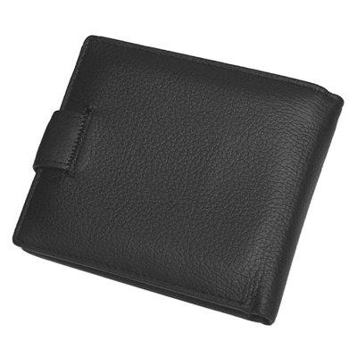 Retro Bifold Leather Men Wallet with BuckleWallets<br>Retro Bifold Leather Men Wallet with Buckle<br><br>Features: Wearable<br>Gender: Men<br>Material: Leather, Polyester<br>Package Size(L x W x H): 14.00 x 11.00 x 3.00 cm / 5.51 x 4.33 x 1.18 inches<br>Package weight: 0.1400 kg<br>Packing List: 1 x Wallet<br>Product Size(L x W x H): 12.00 x 9.60 x 2.00 cm / 4.72 x 3.78 x 0.79 inches<br>Product weight: 0.1100 kg<br>Style: Fashion, Casual<br>Type: Wallet