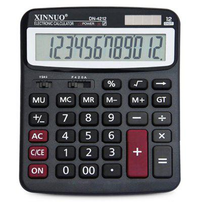XINNUO DN - 4212 Number Calculator with Big Screen Display