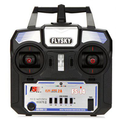 FLYSKY FS - i4 2.4GHz 4-channel RC Transmitter