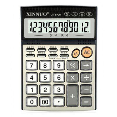 XINNUO DN - 6720 Number Calculator