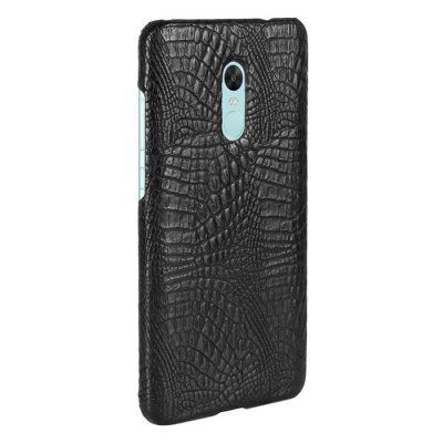 PC Case Cover for Xiaomi Redmi Note 4XCases &amp; Leather<br>PC Case Cover for Xiaomi Redmi Note 4X<br><br>Features: Anti-knock, Back Cover<br>Mainly Compatible with: Xiaomi<br>Material: PC, PU Leather<br>Package Contents: 1 x Case<br>Package size (L x W x H): 15.90 x 8.40 x 1.50 cm / 6.26 x 3.31 x 0.59 inches<br>Package weight: 0.0630 kg<br>Product Size(L x W x H): 15.40 x 7.90 x 1.00 cm / 6.06 x 3.11 x 0.39 inches<br>Product weight: 0.0280 kg<br>Style: Modern