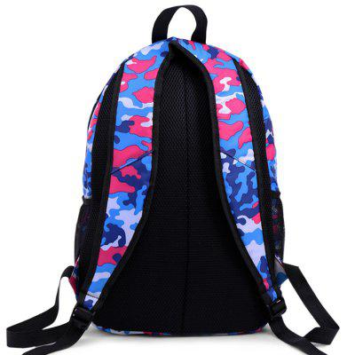 AOFENG Men Outdoor Multifunctional Camouflage BackpackBackpacks<br>AOFENG Men Outdoor Multifunctional Camouflage Backpack<br><br>Brand: AOFENG<br>Features: Wearable<br>Gender: Men<br>Material: Nylon<br>Package Size(L x W x H): 50.00 x 31.00 x 2.80 cm / 19.69 x 12.2 x 1.1 inches<br>Package weight: 0.4000 kg<br>Packing List: 1 x AOFENG Backpack<br>Product weight: 0.3300 kg<br>Style: Fashion, Casual<br>Type: Backpacks