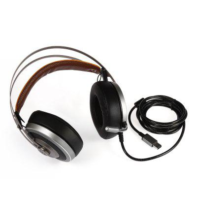 Stereo Over-ear Gaming HeadphonesEarbud Headphones<br>Stereo Over-ear Gaming Headphones<br><br>Application: Gaming, Working, Sport, Running<br>Compatible with: PC, Computer<br>Connectivity: Wired<br>Function: Noise Cancelling, Microphone<br>Impedance: 32ohms±15 percent<br>Material: ABS<br>Package Contents: 1 x Headphones<br>Package size (L x W x H): 22.80 x 14.00 x 22.50 cm / 8.98 x 5.51 x 8.86 inches<br>Package weight: 0.5540 kg<br>Product size (L x W x H): 20.00 x 10.00 x 22.00 cm / 7.87 x 3.94 x 8.66 inches<br>Product weight: 0.4120 kg<br>Sensitivity: 95 ± 3 dB<br>Type: Over-ear